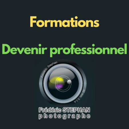 Formation - Devenir professionnel