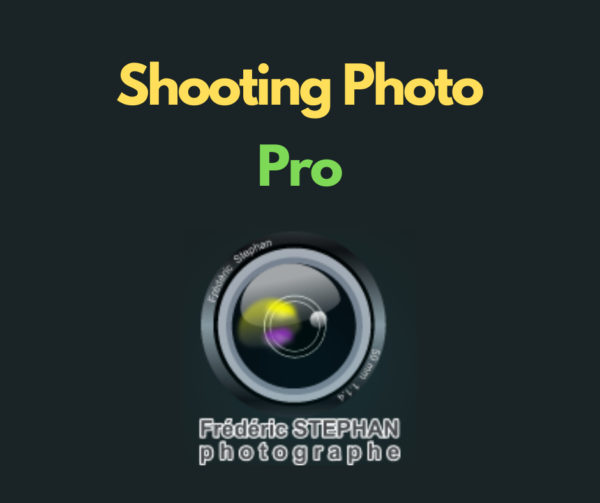 Shooting photo Pro